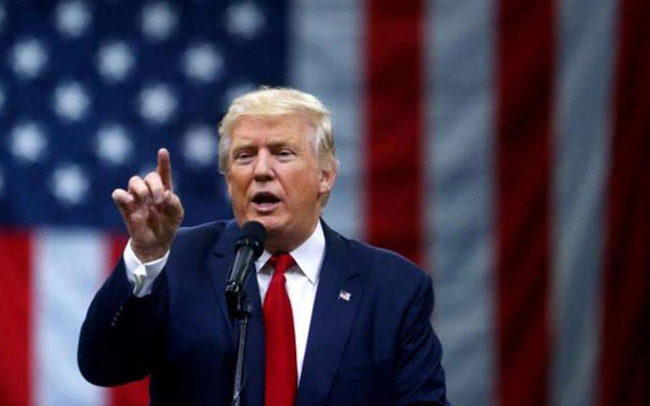 Live: Το κρίσιμο διάγγελμα Τραμπ για το Ιράν