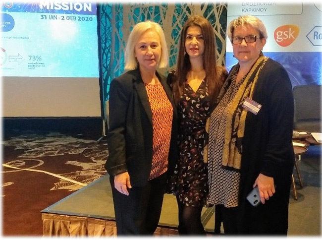 Στο 4ο ετήσιο συνέδριό της Ελληνικής Ομοσπονδίας Καρκίνου οι «ΕπιΣτήθιοι Φίλοι»