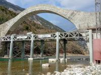 Γεφύρι της Πλάκας: Ολοκληρώθηκε η μεγαλύτερη αποκατάσταση πέτρινου γεφυριού στον κόσμο