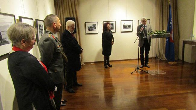 Τα Γιάννενα στον Α' Βαλκανικό Πόλεμο, εγκαίνια έκθεσης