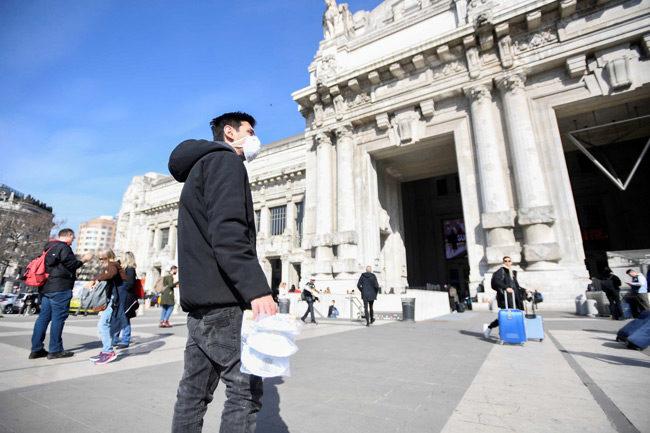 Ιταλία: 17 νεκροί από τον κορονοϊό  – Τουλάχιστον 650 ασθενείς έχουν προσβληθεί από τον ιό
