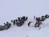 Φονική χιονοστιβάδα στην Τουρκία: 33 νεκροί, άνθρωποι εγκλωβισμένοι κάτω από το χιόνι