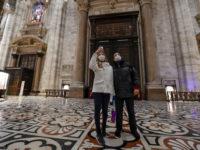 Σε συναγερμό η βόρεια Ιταλία για τον κορονοϊό: «Άλλα 1.500 κρούσματα μόνο σήμερα στη Λοβαρδία»