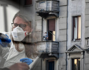 Ιταλία: Οι ασθενείς με Covid-19 τώρα είναι σε λιγότερο σοβαρή κατάσταση – Η ασθένεια μοιάζει να αλλάζει