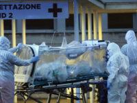 Τραγωδία δίχως τέλος στην Ιταλία: 427 νεκροί και 5.322 κρούσματα σε μια ημέρα στην Ιταλία