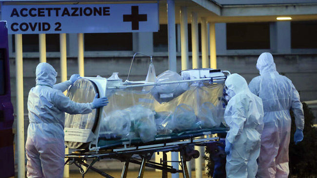 Κορονοϊός: Νεκρή γυναίκα 41 ετών μητέρα 3 παιδιών