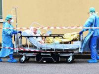 Σοκ στην Ιταλία: Ρεκόρ θανάτων από κορωνοϊό στο 24ωρο