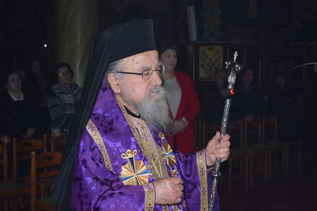 """Μητροπολίτης Κοσμάς από Αμφιλοχία: """"Να μην αμφισβητούμε το σώμα και το αίμα του Χριστού."""""""