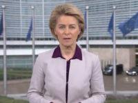 Βόμβα από την πρόεδρο της Κομισιόν  Ούρσουλα Φον Ντερ Λάιεν προτείνει να κλείσουν τα σύνορα της Ε.Ε. για 30 ημέρες