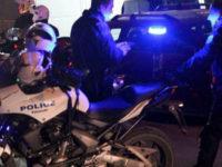 Επεισοδιακή σύλληψη γυναίκας που έβηξε στο πρόσωπο αστυνομικού