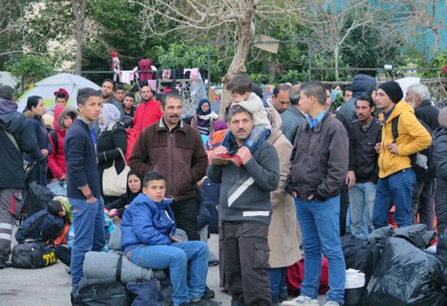 Προσφυγικό: Σύσταση Περιφερειακών Υπηρεσιών στο διοικητικό έλεγχο σε 28 υπάρχουσες δομές