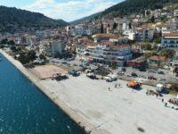 Στο λιμάνι η λαϊκή στην Αμφιλοχία – Εναέρια βόλτα στην παραλία