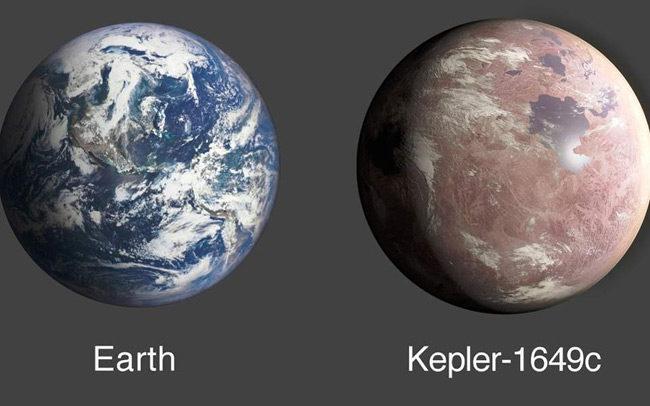 Βρέθηκε εξωπλανήτης που μοιάζει πολύ με τη Γη