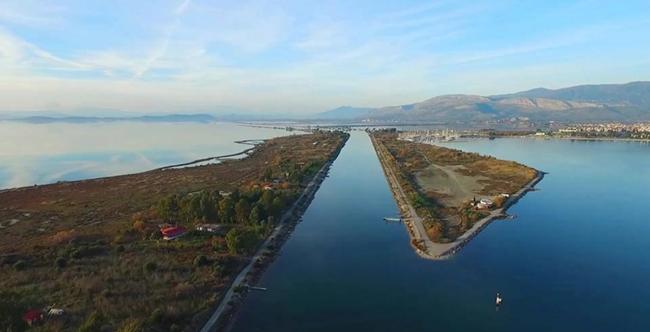 Πρόταση ΝΟ Μεσολογγίου για  το προπονητικό κωπηλατοδρόμιο στο δίαυλο Μεσολογγίου-Αιτωλικού