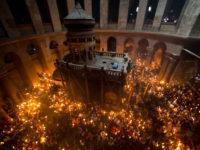 Κλείνει o Πανάγιος Τάφος μετά από 671 χρόνια – Τι θα γίνει με το Άγιο Φως