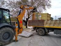 Απομάκρυνση 32 ανενεργών περιπτέρων σε όλο το Δήμο Αρταίων