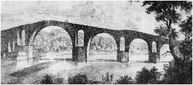γκραβούρα του W. Turner (1820)