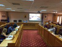 Συζήτηση στο Δημοτικό Συμβούλιο με αποκλειστικό θέμα την δημόσια διαβούλευση για την Αρχιτεκτονική Πρόταση της Αξιοποίησης του ΞΕΝΙΑ Άρτας.