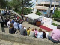 Ρεσιτάλ πιάνου από το Μουσικό Σχολείο Άρτας προς ένδειξη τιμής στο Νοσηλευτικό προσωπικό της Άρτας