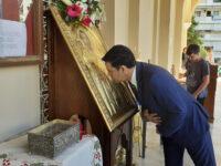 Μήνυμα του Δημάρχου Αγρινίου Γιώργου Παπαναστασίου για την εορτή του Πολιούχου Αγρινίου Μεγαλομάρτυρα Αγίου Χριστόφορου