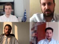 Συνέντευξη με Ρωμανό, Ροδάκη και Χρηστίδη για εθνικά θέματα, οικονομία και τουρισμό