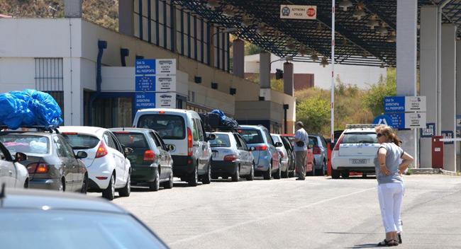 Αναβάλλεται το άνοιγμα των συνόρων με την Αλβανία
