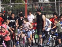 Επιτυχής η πρώτη ποδηλατοβόλτα του Πολιτιστικού Κέντρου στην Αμφιλοχία