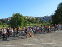 Απογευματινή ποδηλατοβόλτα στο πλαίσιο της Ευρωπαϊκής Εβδομάδας Κινητικότητας