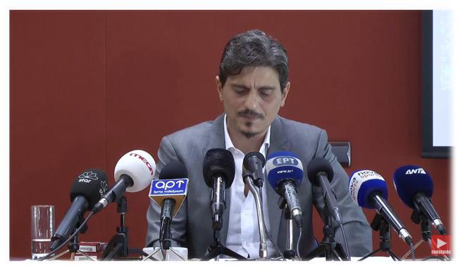 Δήλωση Δημήτρη Γιαννακόπουλου: Αποχωρεί από όλα τα τμήματα του Παναθηναϊκού