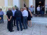 Το Αγρίνιο αποχαιρέτησε τον Βασίλη Αντωνόπουλο