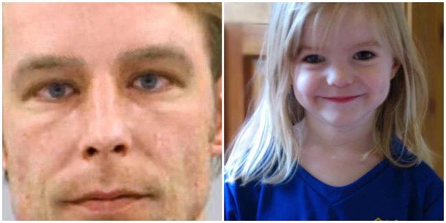 «Βίασε και σκότωσε σχεδόν αμέσως την μικρή Μαντλίν» – Νέες αποκαλύψεις