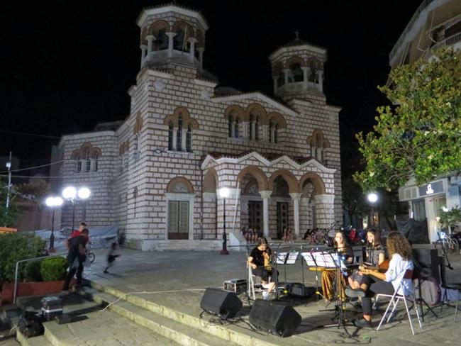 Συναυλία Μουσικού Σχολείου για την Παγκόσμια Ημέρα Μουσικής