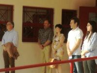 Η Αντιπεριφερειάρχης Αιτωλοακαρνανίας Μ Σαλμά κοντά στους υποψηφίους των Πανελλαδικών