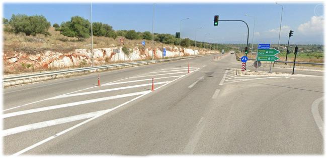 Τροχαίο ατύχημα στην Αμφιλοχία – Σύγκρουση ΙΧΕ με μοτοσικλέτα