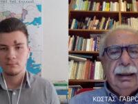 Συνέντευξη: Ο Κώστας Γαβρόγλου για το νομοσχέδιο του Υπουργείου Παιδείας