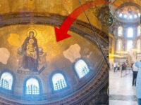 Hurriyet για Αγία Σοφία: Το σχέδιο για να καλυφθούν οι αγιογραφίες – Ειδική τεχνολογία και φωτισμός