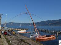 Διάκριση για το ψάρεμα με σταφνοκάρι στο Αιτωλικό