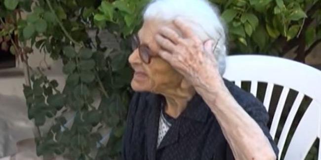 Η υπεραιωνόβια γιαγιά που έγινε 115 ετών και το γιόρτασε με τα δισέγγονά της