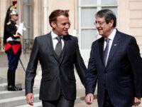 Μακρόν: Δεν πρέπει να αφήσουμε την Μεσόγειο στα χέρια της Τουρκίας