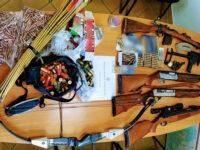 Συνελήφθη άνδρας στο Αγρίνιο για παράνομη κατοχή πολεμικών και άλλων όπλων και πληθώρας φυσιγγίων