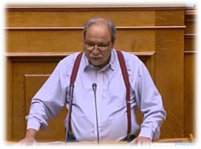 """""""Έφυγε"""" από την ζωή σε ηλικία 62 ετών βουλευτής του ΣΥΡΙΖΑ 2015-2019"""