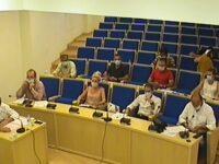 Πρωτόγνωρες εικόνες στο Δημοτικό Συμβούλιο Αμφιλοχίας