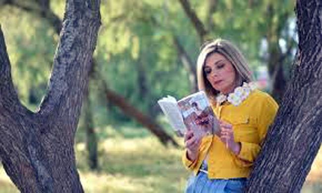 Μαρία Παναγοπούλου- «Η πενθερά» –  Γράφει η Κατερίνα Σχισμένου.