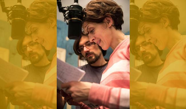 """Σεμινάριο με θέμα """"Ο ηθοποιός μπροστά απ' την κάμερα"""""""