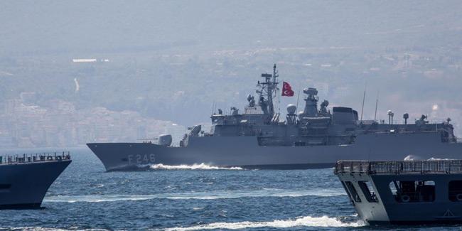 Χαμένη από χέρι και σε περίπτωση θερμού επεισοδίου: Το lose-lose σενάριο της Τουρκίας στη Μεσόγειο