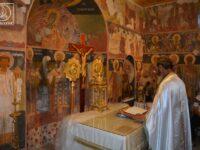 Μέγας Πανηγυρικός Εσπερινός στην Παναγία την Αμβρακιώτισσα