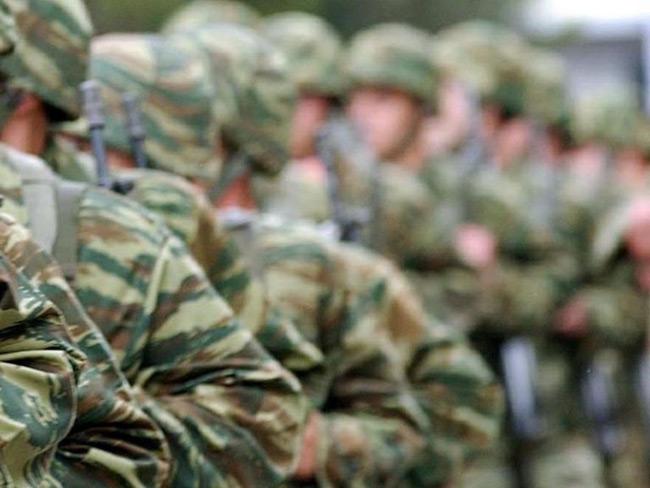 Βόλος: Τέσσερις στρατιώτες βρέθηκαν θετικοί στον κορονοϊό
