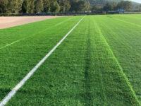 Mε ταχείς ρυθμούς συνεχίζονται οι εργασίες για τη συντήρηση των δημοτικών γηπέδων ποδοσφαίρου του Δήμου Ακτίου Βόνιτσας