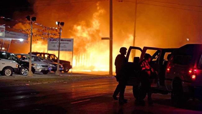 Ξέσπασμα οργής στις ΗΠΑ μετά το νέο περιστατικό αστυνομικής βίας με θύμα αφροαμερικανό