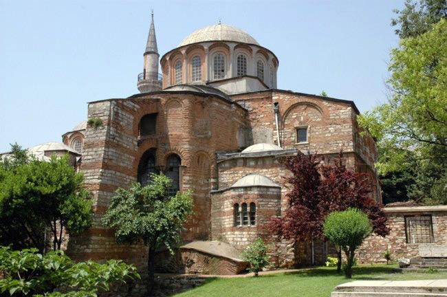 Με υπογραφή Ερντογάν και η Μονή της Χώρας στην Κωνσταντινούπολη γίνεται τζαμί